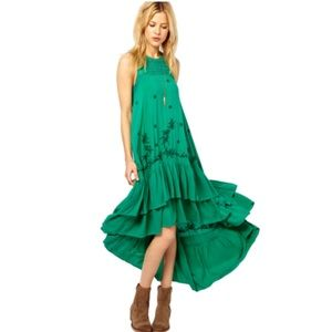 Free People | Tiered Maxi Dress